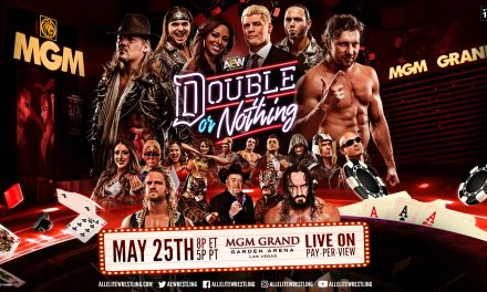 AEW Double or Nothing Results & Review