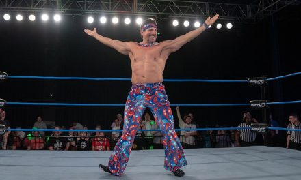 Young Man Yells At A Cloud: Impact Wrestling's Use Of Disco Inferno