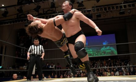 DDT King Of DDT Full Tournament Review (April 29, May 6, May 19)