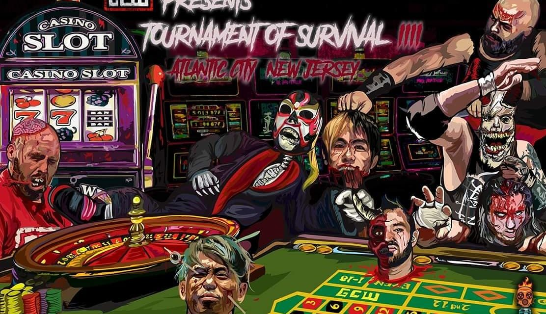 GCW Tournament of Survival 4 (June 1) Results & Review