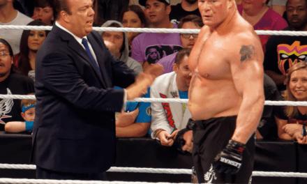 Brock Lesnar Storyline Killing An Already Bored Audience