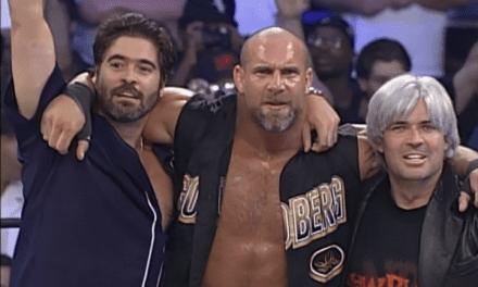 VOW Retro: Goldberg's Heel Turn