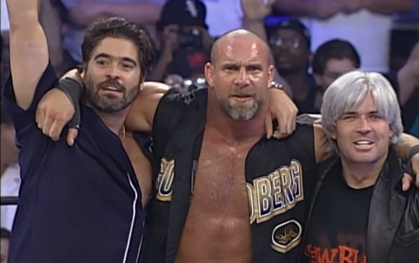 VOW Retro: Goldberg's Heel Turn