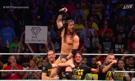 NXT TakeOver XXV Results & Review