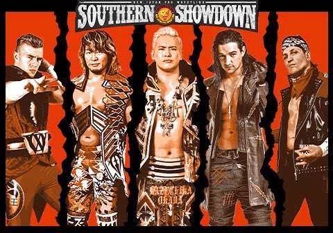 NJPW Southern Showdown (June 29 & 30) Preview & Predictions