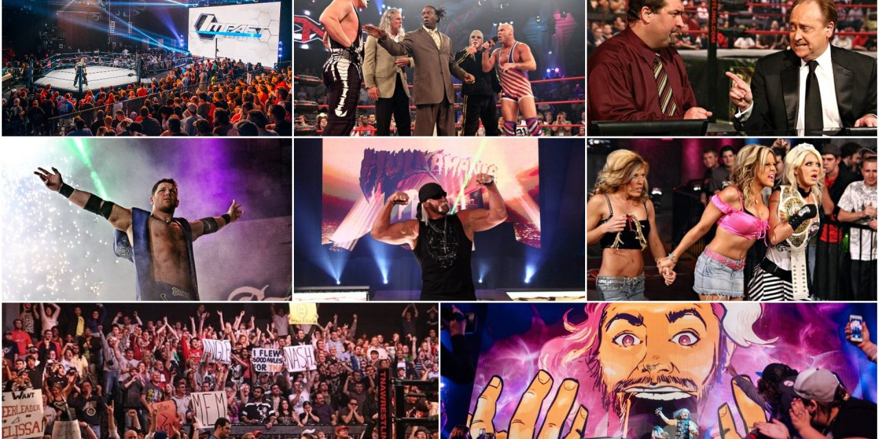 15 Years of IMPACT on Television