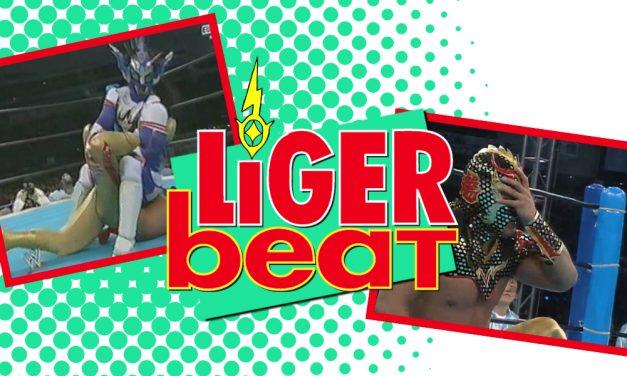 Liger Beat: A Celebration of Jushin Thunder Liger's Career (1993)