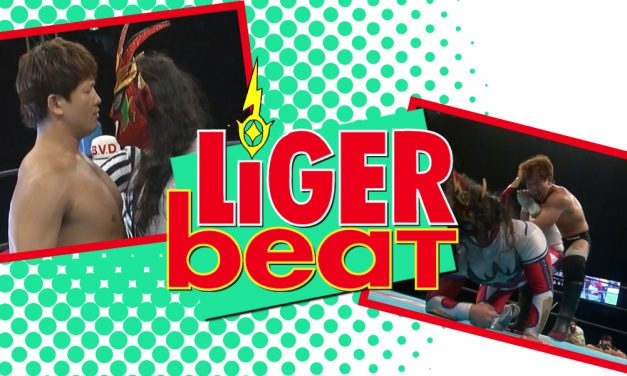 Liger Beat: A Celebration of Jushin Thunder Liger's Career (1999)