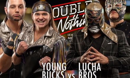 Double or Nothing's Excess of Brothers: The Road to the Young Bucks