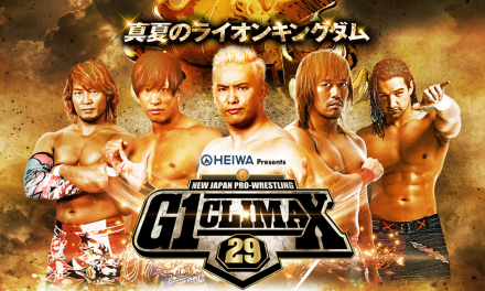 VOW Flagship: G1 Climax Blocks, WWE Stomping Grounds & NOAH