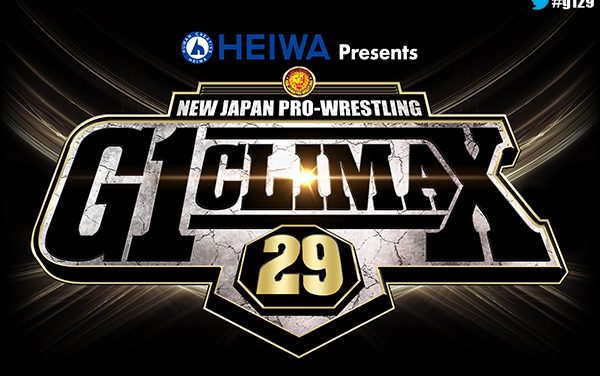 NJPW G1 Climax 29 All-in-One Preview & Schedule