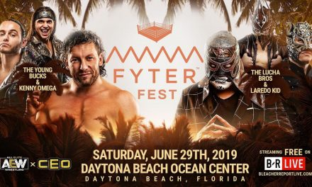 Fyter Fest is AEW's Next Step Into The Mainstream