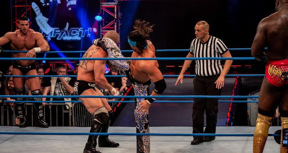 Breaking News Update: Impact Wrestling's New TV Home