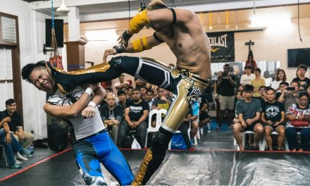 Could Singapore Be Wrestling's Next Great Frontier?