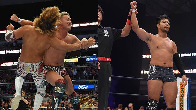 NJPW G1 Climax 29: Night 1 (July 6) Results & Review