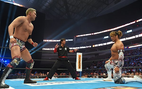 Rivals Passing in the Night: The Newest Chapter for Okada vs. Tanahashi