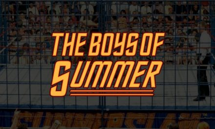 The Boys of Summer (1990): Warrior vs. Rude