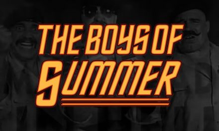The Boys of Summer (1991): Hogan & Warrior vs. Slaughter, Adnan & Mustafa