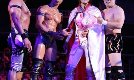 Dragon Gate Rainbow Gate (July 4) Results & Review