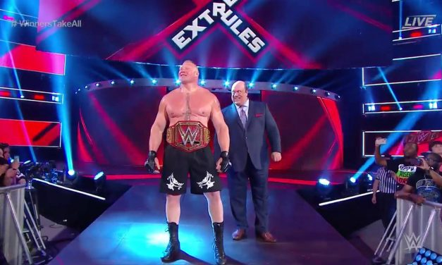 WWE Extreme Rules 2019 (July 14) Results & Review