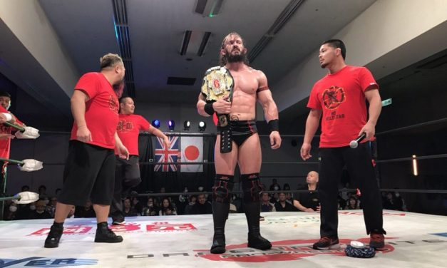 Opening the Gate to the Next Era: Dragon Gate's 2018 and 2019