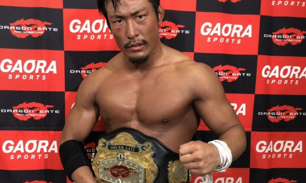 Dragon Gate Kobe World Pro Wrestling Festival 2019 Review