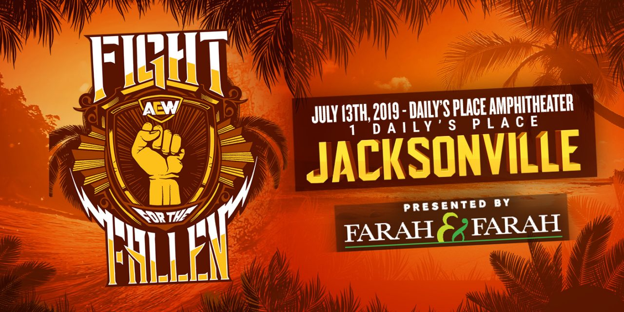 AEW Fight for the Fallen Preview & Predictions