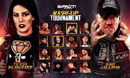 Mash-up and Impact Wrestling's Attempt at Innovation