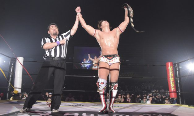 DDT Wrestle Peter Pan 2019 (July 15) Results & Review