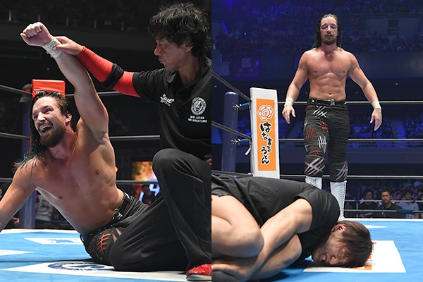 NJPW G1 Climax 29 Night 18 (August 11) Results & Review