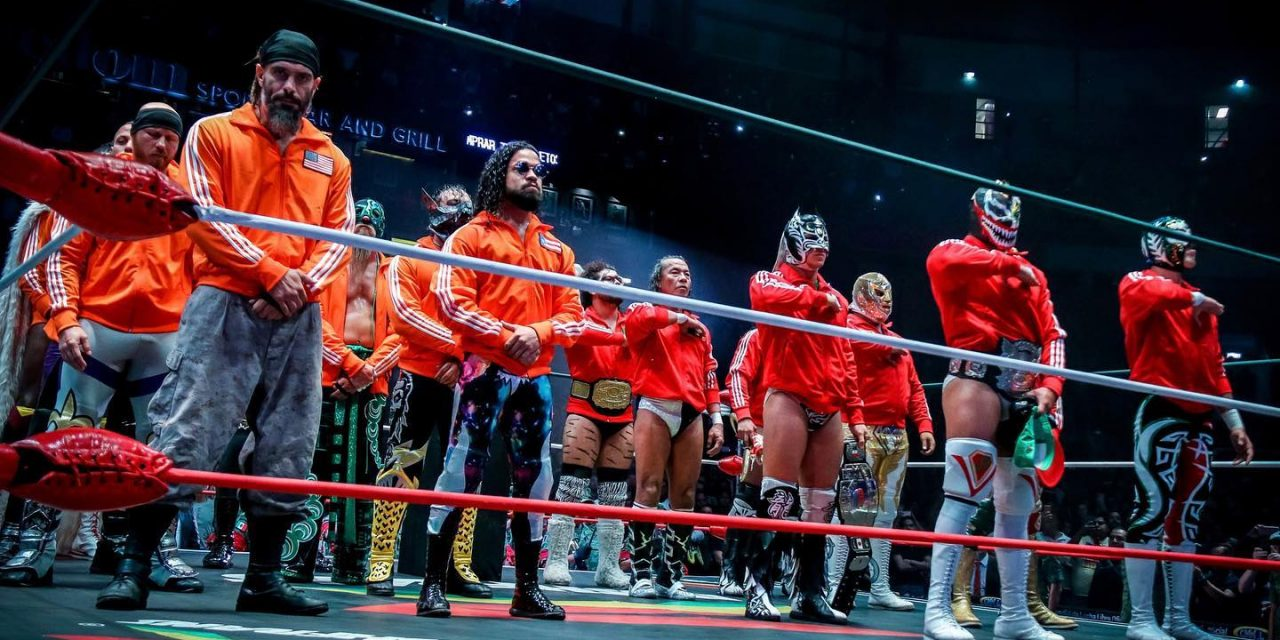 CMLL GRAND PRIX 2019 (AUGUST 30) RESULTS & REVIEW