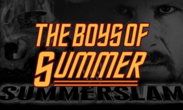 The Boys of Summer (1999): HHH vs. Austin vs. Mankind