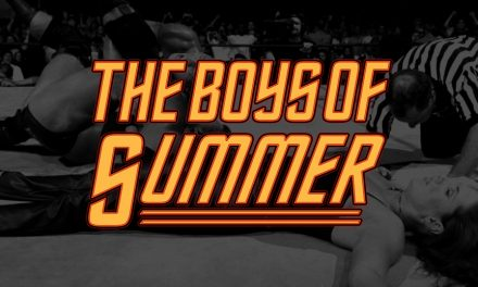 The Boys of Summer (2000): HHH vs. Angle vs. The Rock