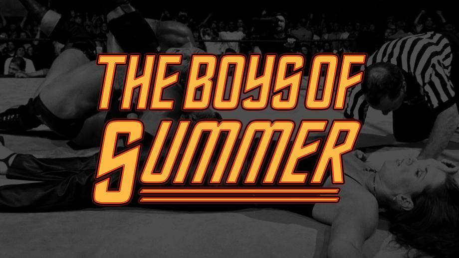 The Boys of Summer (2000): HHH vs. Angle vs. The Rock