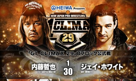 Sport of Pro Wrestling: Statistical Preview of NJPW G1 Climax B Block Final Night
