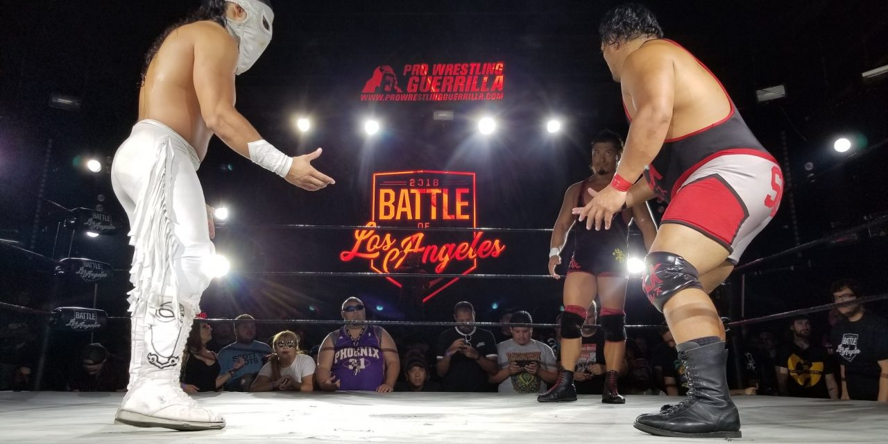 PWG Battle of Los Angeles Preview (Part 1): BOLA By The Numbers