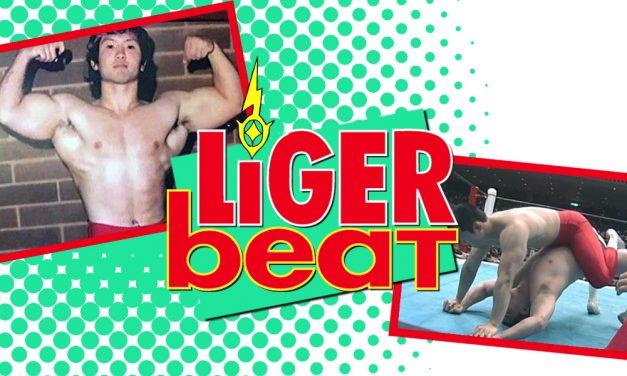 Liger Beat: A Celebration of Jushin Thunder Liger's Career (1985)