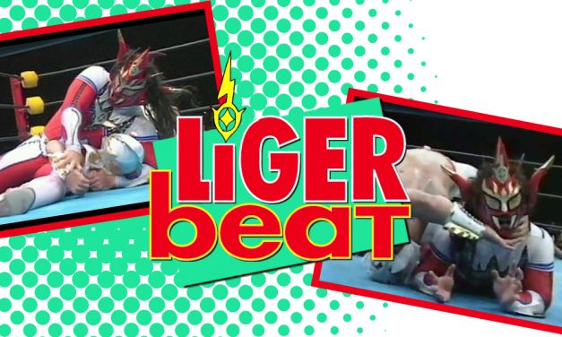 Liger Beat: A Celebration of Jushin Thunder Liger's Career (1995)