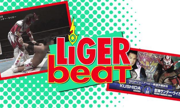 Liger Beat: A Celebration of Jushin Thunder Liger's Career (2016)