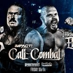 Cali Combat and the Return of Impact Wrestling's TV Specials