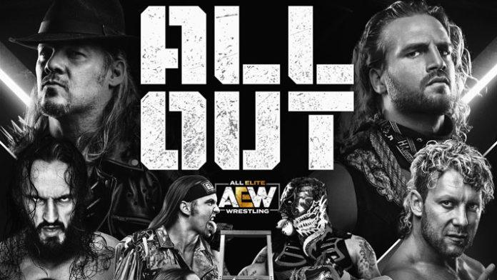 AEW ALL OUT (August 31) Preview & Predictions
