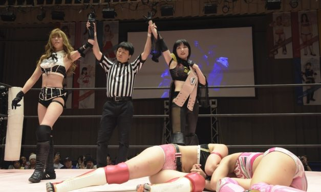 Tokyo Joshi Pro Brand New Wrestling 2019 ~Stronger Than Anyone!~ Results & Review