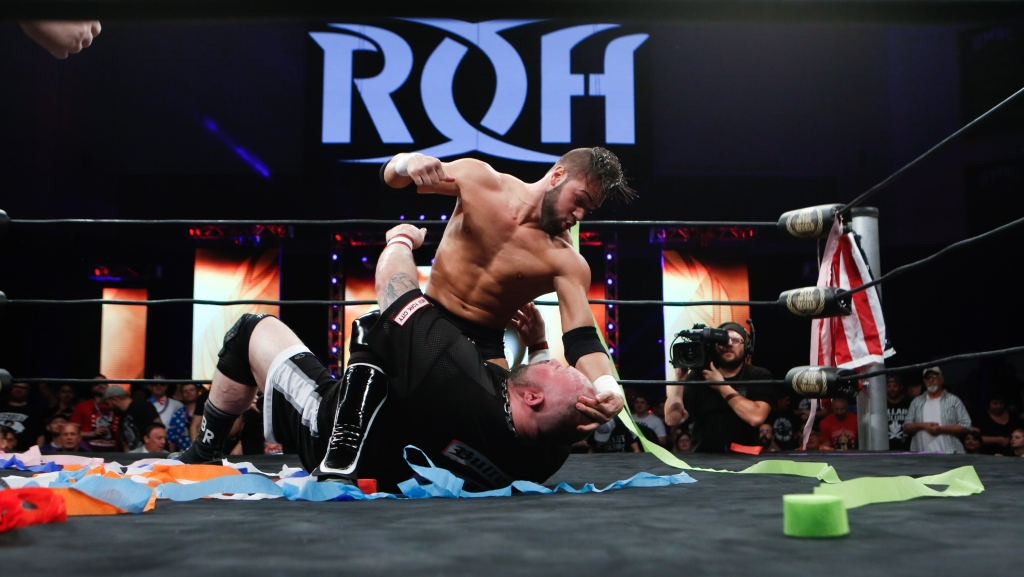 Please, Take Our Market Share: The Ballad of Ring of Honor