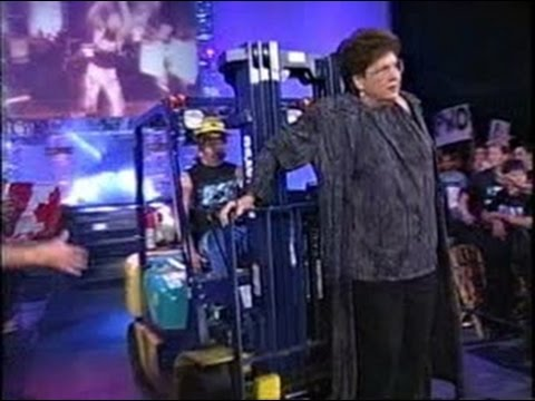 The House Call: Judy Bagwell on a Forklift Match