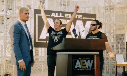 VOW Flagship: AEW TNT Debut, NJPW/ROH, TripleMania & more!