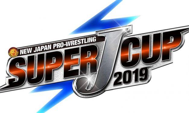 NJPW Super J-Cup 2019: Full Preview Guide