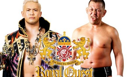 NJPW Royal Quest (August 31) Preview & Predictions