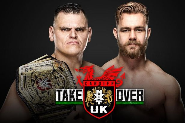 NXT UK TakeOver Cardiff (August 31) Results & Review