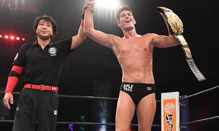 NJPW Destruction in Beppu (September 15) Results & Review