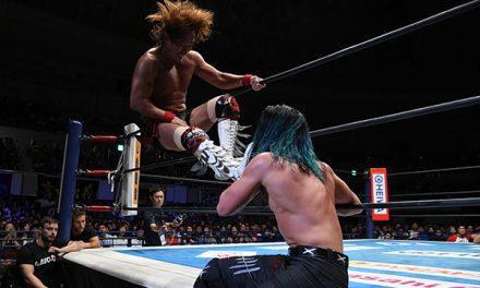 NJPW Destruction in Kobe 2019 (September 22) Results & Review